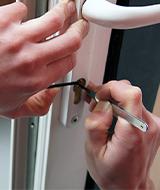 opening upvc door locksmith