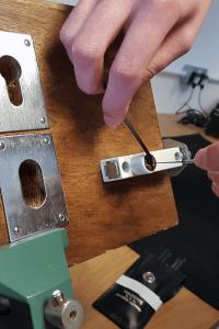 keytek locksmith academy picking lock