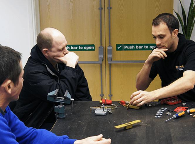 locksmith training