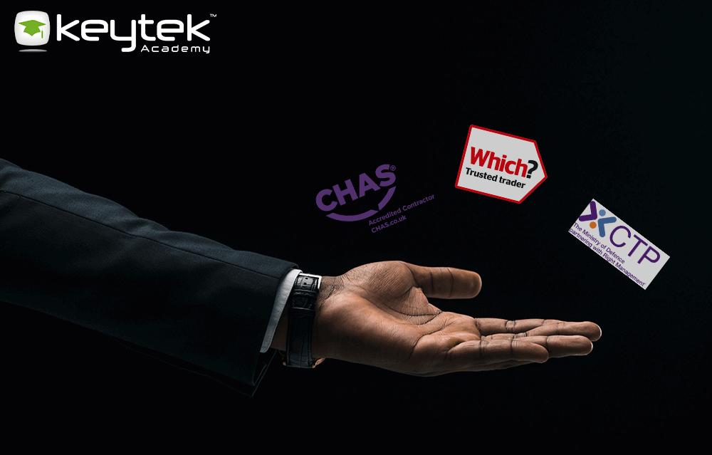 trust signals keytek academy